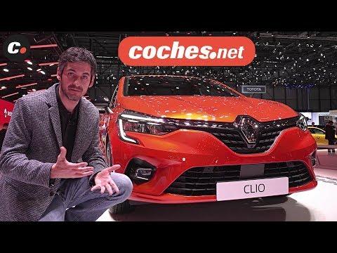 Renault Clio | Salón de Ginebra 2019 en español | coches.net