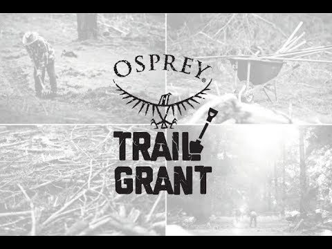 Win $5000 with the Osprey Trail Grant!