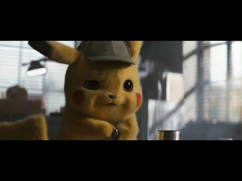Poke?mon Detective Pikachu ? Trailer final español (HD)