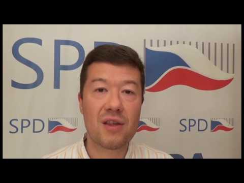 Tomio Okamura: Den svatého Václava - boj o naše národní přežití