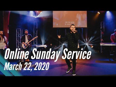 Online Sunday Service  03.22.20