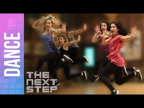 """The Next Step - Extended A-Troupe Dance: """"All Eyes On You"""" (Season 4)"""