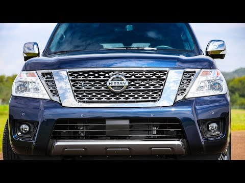2018 Nissan Armada ? Intelligent Rear View Mirror
