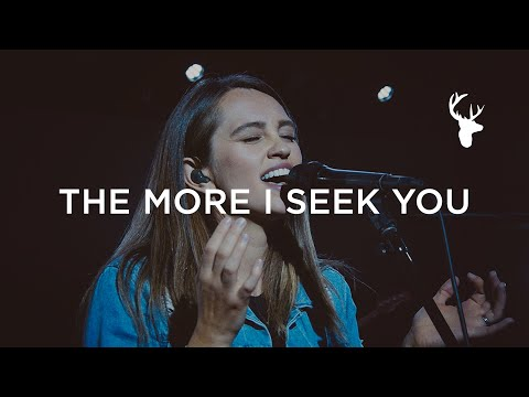 The More I Seek You - Hannah McClure  Moment