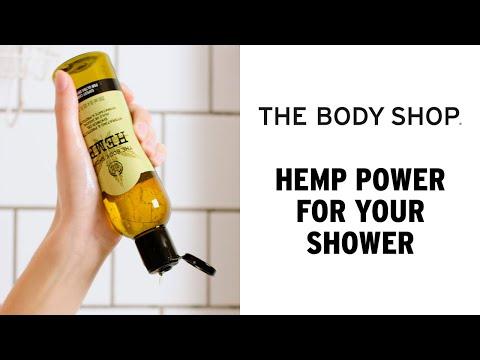 Hemp Shower Oil For Very Dry Skin | The Body Shop