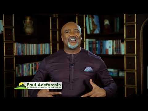 God's Intentionality  Pastor Paul Adefarasin  Invite To Service