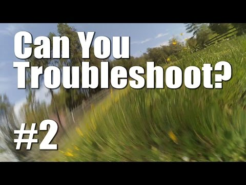 Can You Troubleshoot #2 - CYT What is making this quadcopter crash? - UCfMb2S7Aqnr4zQDJkYwgkgw