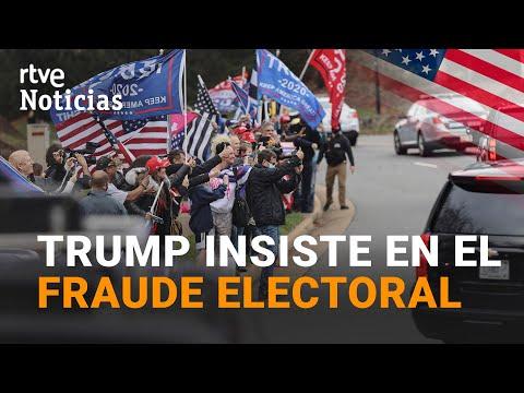 El 70% de los REPUBLICANOS no cree que las elecciones hayan sido justas | RTVE