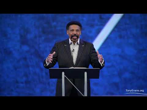 Race and Reconciliation (Sermon Only, Dr. Tony Evans)