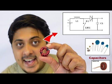 Make DC to DC Boost Converter ( Voltage Step-up ) DIY - PART 1