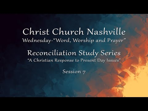 08/26/2020 - Christ Church Nashville - Wednesday