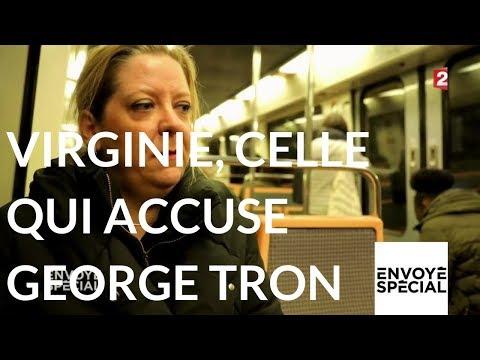 nouvel ordre mondial | Envoyé spécial. Procès de Georges Tron : celle qui accuse - 14 décembre 2017 (France 2)