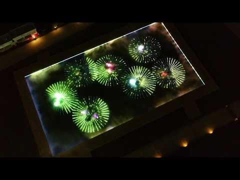 TOKYO MIDTOWN|光と霧のデジタルアート庭園