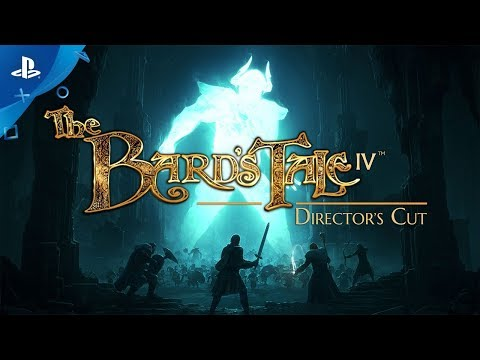 The Bard's Tale IV: Director's Cut - Console Trailer | PS4