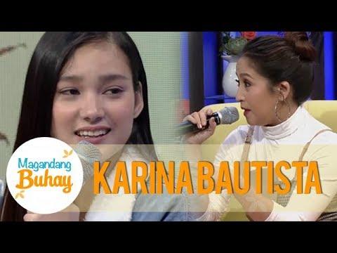 Magandang Buhay: Karina explains why she chose to be independent at 13 years old