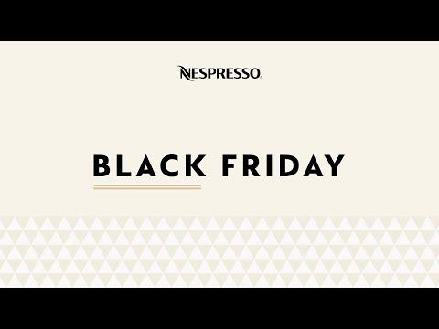 Nespresso: ¡Ya llegó Black Friday! | CL