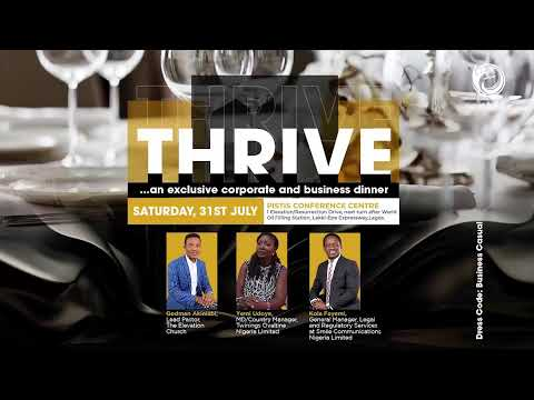 The Elevation Church Online Service // Shaping Events // Pastor Godman Akinlabi // July 18th 2021