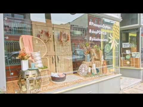 MNYK Store Tour: Pineapple on Main