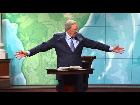 Persecuted – Dr. Charles Stanley