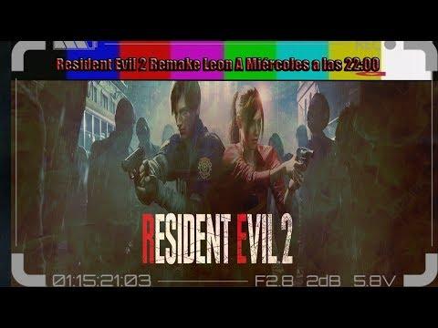 ➡ Resident Evil 2 Remake Leon A ⬅