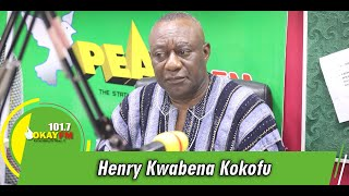 Cleansing Of Financial Sector Will Have A Ripple Effect In Future- Hon Kokofu