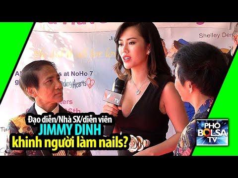Đạo diễn/nhà sản xuất/diễn viên Jimmy Dinh khinh thường người làm nails?