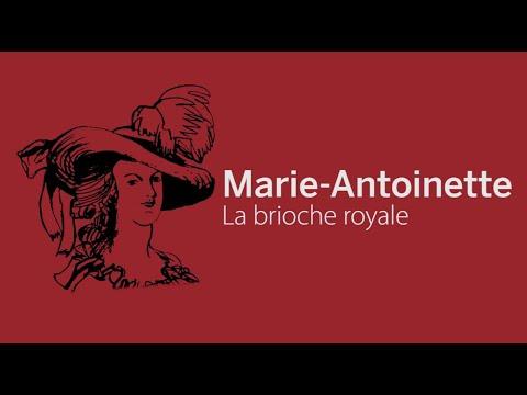 Vidéo de  Marie-Antoinette