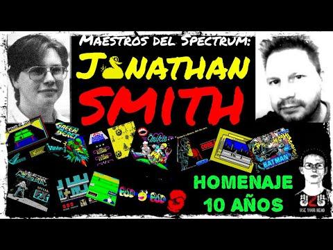 Maestros del Spectrum: Jonathan Smith