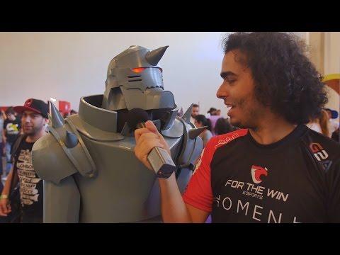 FTW @ Iberanime Porto 2016 - Parte I: Especial Cosplay