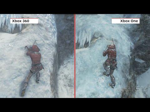 Rise of the Tomb Raider Graphics Comparison Xbox One vs Xbox 360 - UCKy1dAqELo0zrOtPkf0eTMw