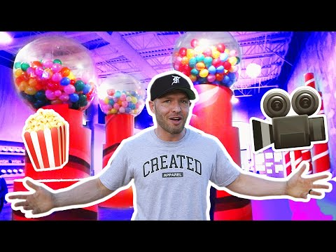 Behind the Scenes of At the Movies - Life.Church