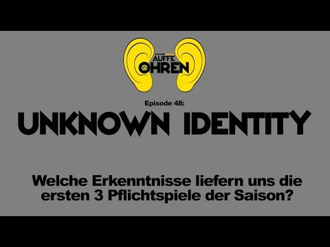 Auffe Ohren #48: Unknown Identity   BVB Podcast von schwatzgelb.de