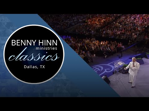 Benny Hinn Ministry Classic - Dallas, TX Part 1
