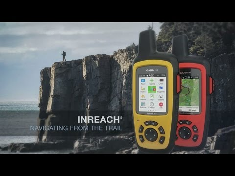 inReach: Navigating from the Trail