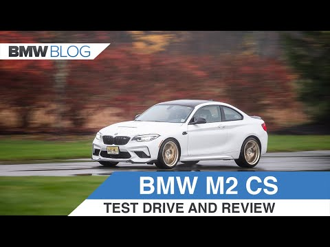 BMW M2 CS Test Drive - Is It Better Than The M2 Competition?