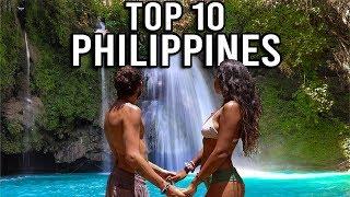 TOP 10 PHILIPPINES 2019 - The BEST Travel Destination
