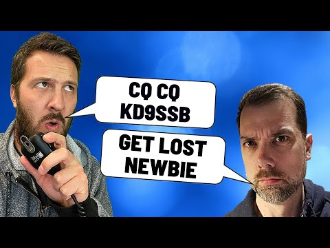 Replying to CQ Calls and Contesting   Ham Radio Basics