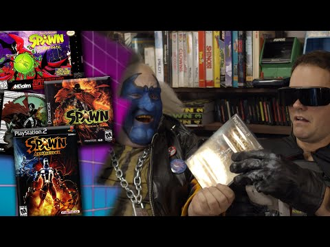 Spawn Games - Angry Video Game Nerd (AVGN) - UC0M0rxSz3IF0CsSour1iWmw