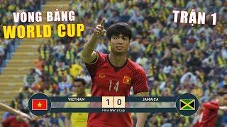 PES 19 | FIFA WORLDCUP | VÒNG BẢNG TRẬN 1 |VIETNAM vs JAMAICA - Giấc mơ Bóng Đá VIỆT NAM