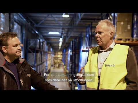 Kundehistorie | Personalhuset Østfold | Europris
