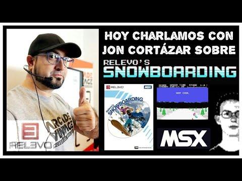 Hoy Charlamos con Jon Cortázar sobre Relevo's Snowboarding