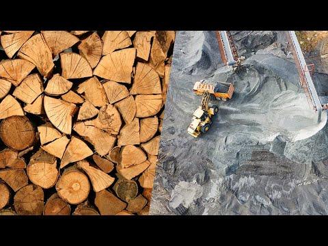 Samarbeten mellan små och stora bolag kan hjälpa skogs- och gruvindustrin ställa om