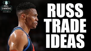 Best Westbrook Trades, Vegas Complaints, Kawhi Applause, and 'Euphoria' | The Bill Simmons Podcast
