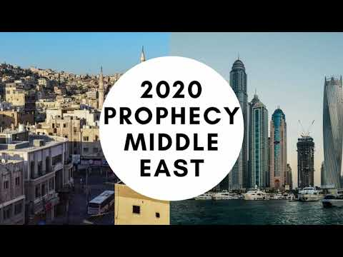 2020 Prophecy Middle East