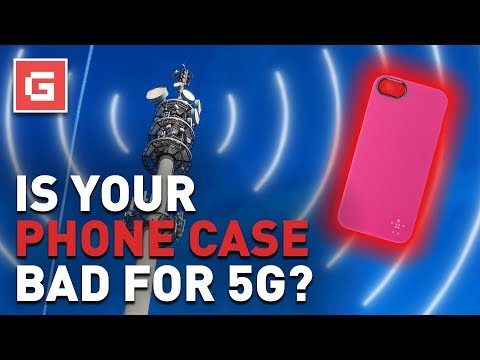Will 5G Work With Your Phone Case?