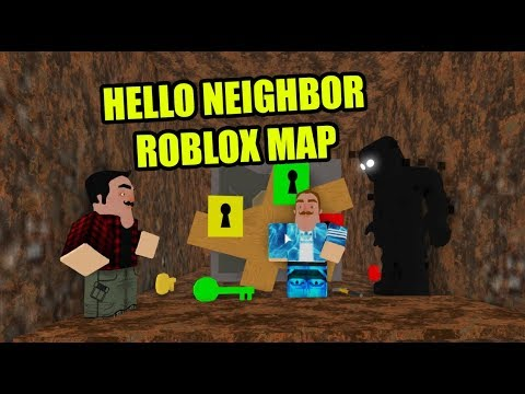 Hello, Father Full Game | Hello Neighbor Roblox Map