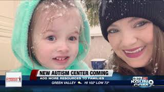 Local mom excited for new autism center coming to Tucson