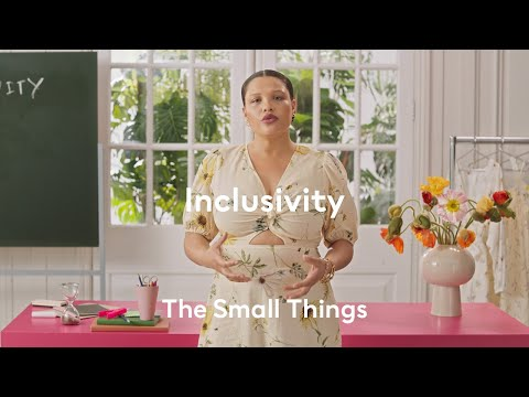 hm.com & H&M Voucher Code video: The Intersect Between Sustainability and Inclusivity   H&M