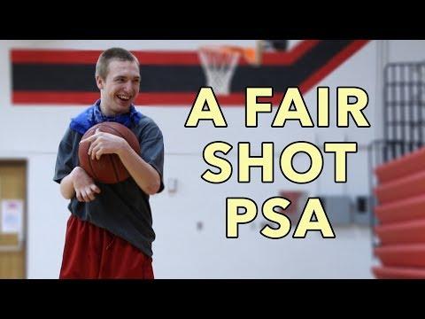 Video A Fair Shot PSA--Central Rivers AEA
