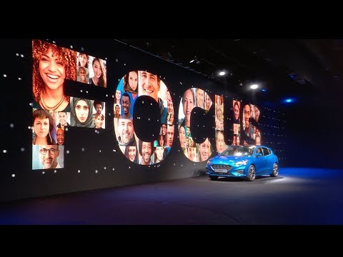 All-New Ford Focus Reveal Highlights